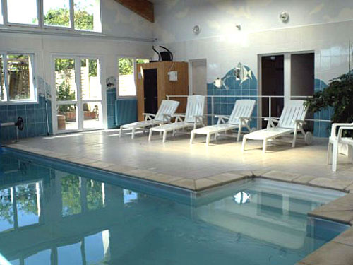 La gauveni re chambre d 39 h tes avec piscine d 39 int rieur - Chambre d hote piscine chauffee ...