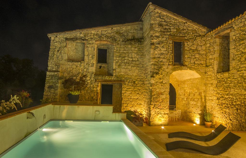 Gite avec piscine tarn et garonne domaine de saussignac - Gite pyrenees orientales avec piscine ...