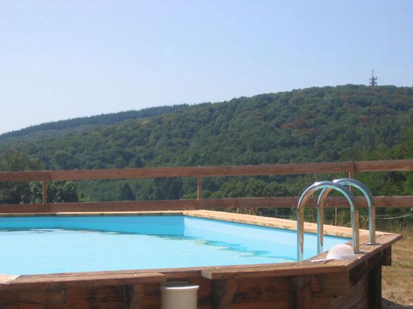 Gite avec piscine sa ne et loire g tes du devant for Week end piscine privee