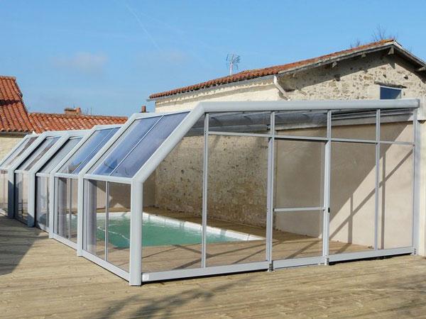 Gite avec piscine chauff e et couverte vend e le repaire for Centre de vacances avec piscine couverte