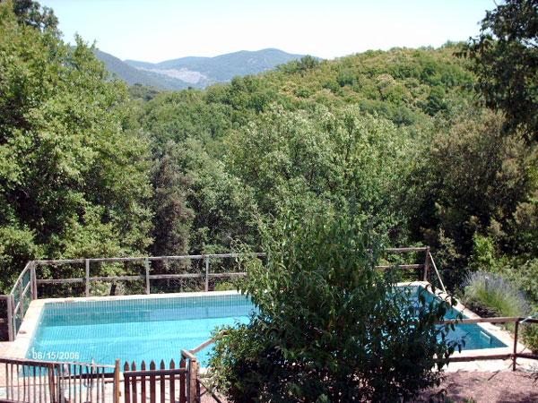 Gite avec piscine gard mas jouvenargues vacances avec for Vacances en normandie avec piscine