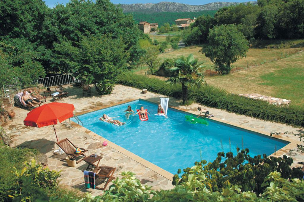 Gite avec piscine gard le mas le bres - Gite pyrenees orientales avec piscine ...