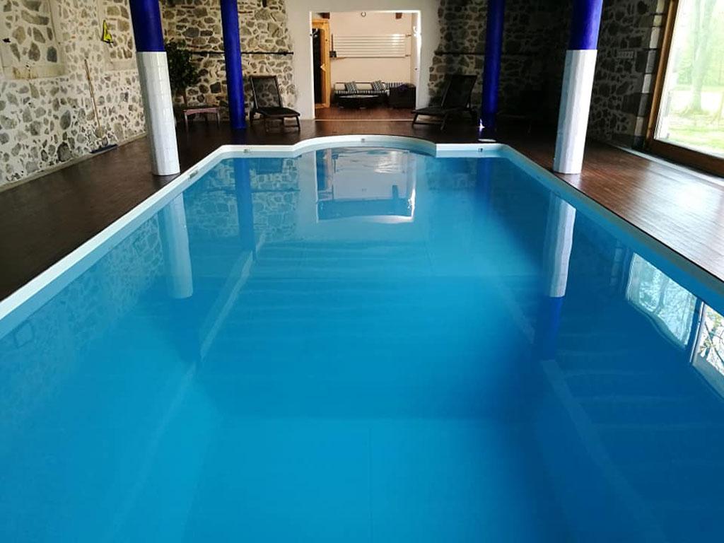 La maison de coumanis gite avec piscine d 39 int rieur - Gite pyrenees orientales avec piscine ...