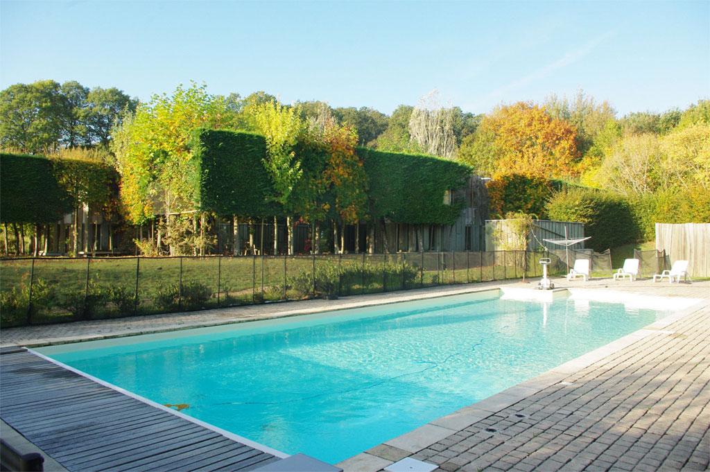 Village de gites avec piscine chauff e sarthe village de - Village vacances gers avec piscine ...