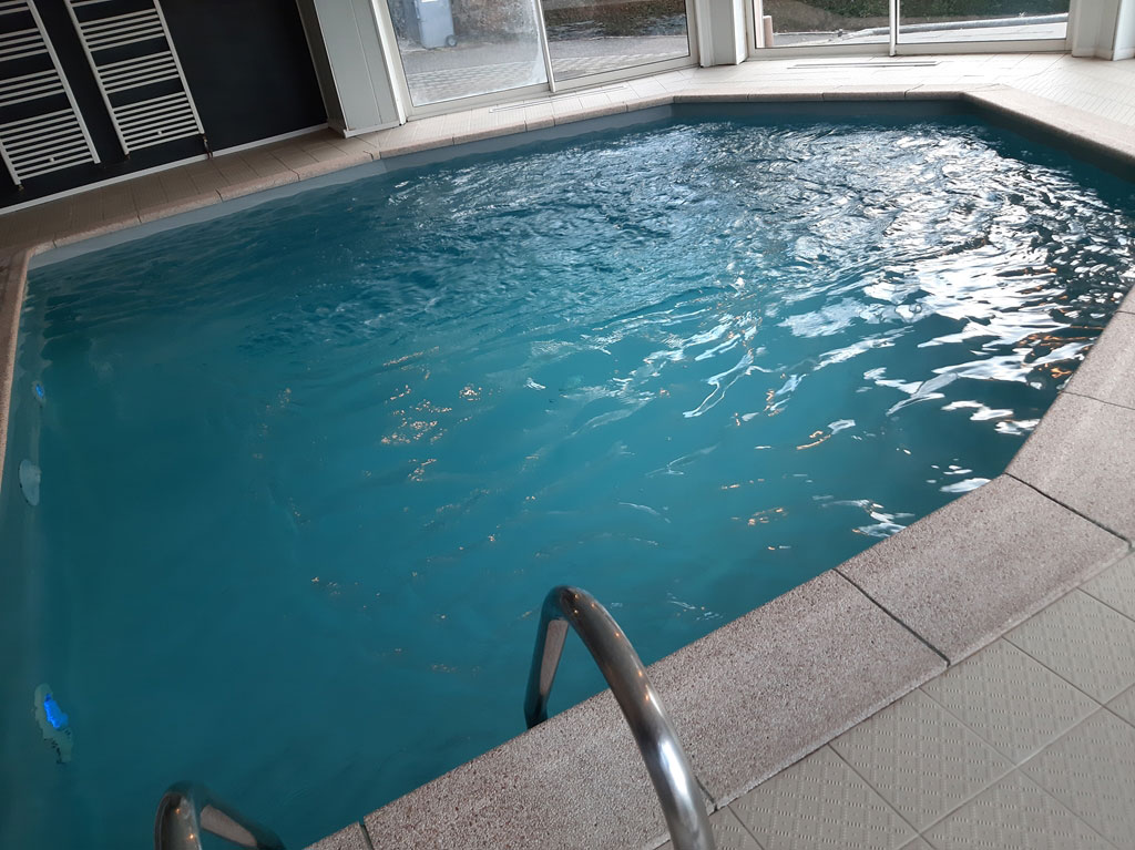 Gite avec piscine d 39 int rieur chauff e haut rhin villa for Piscine wesserling