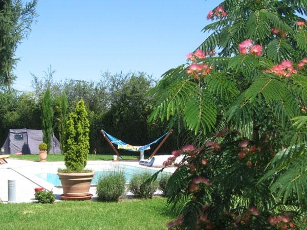 Gite Avec Piscine Nivre  La Villa Des Pins  VacancesAvecPiscineCom