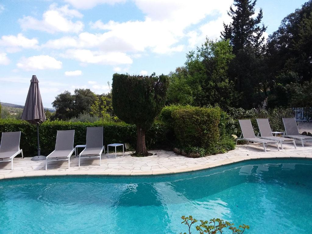 Villa avec piscine var villa souleiadito vacances avec - Residence vacances var avec piscine ...